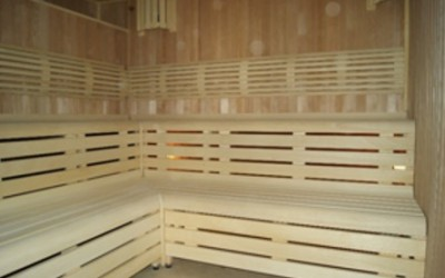 Saunas for the Crown Hotel in Scarborough